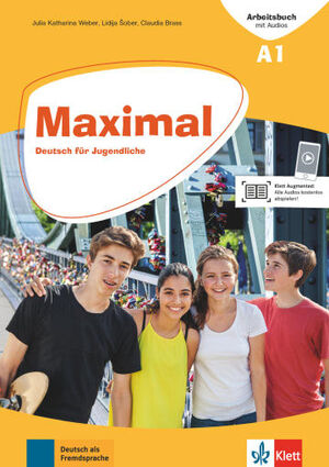 MAXIMAL A1 EJERCICIOS +AUDIO ONLINE