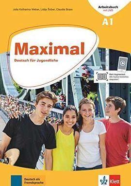 MAXIMAL A1 EJERCICIOS+LIBRO DIGITAL