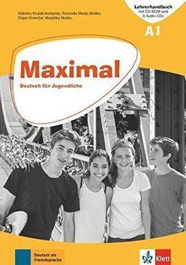 MAXIMAL A1 PROFESOR + CD + CDR