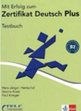 MIT ERFOLG ZU TELC DEUTSCH B2, LIBRO DE TESTS + CD