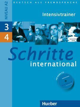 SCHRITTE INTERNATIONAL.3+4.INTENSIVTR+CD