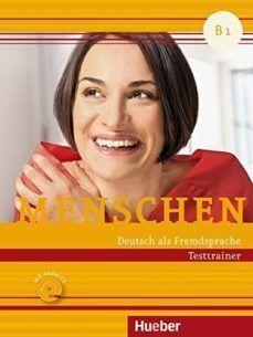 MENSCHEN B1 TESTTRAINER + CD-AUDIO
