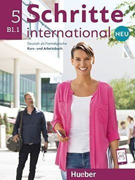 SCHRITTE INTERNATIONAL NEU 5 KB+AB+CD-AUDIO