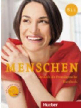 MENSCHEN B1.1 KURSBUCH + DVD-ROM