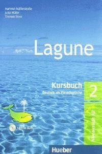 LAGUNE 2 KURSBUCH + CD + GLOSSARIO XXL