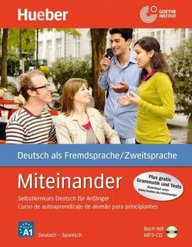 MITEINANDER. SELBSTLERNKURS FÜR ANFÄNGER + MP3-CD
