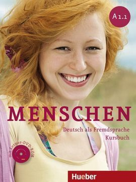 MENSCHEN A1.1 KURSBUCH + GUÍA/XXL + DVD-ROM