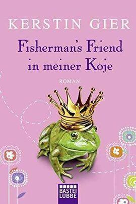 GIER FISHERMANS FRIEND IN MEINER KOJE