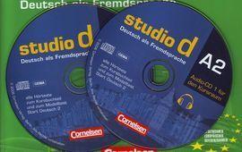 STUDIO D A2: AUDIO - CD