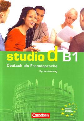 STUDIO D B1 LIBRO DE EJERCICIOS