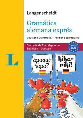 GRAMATICA ALEMANA EXPRESS