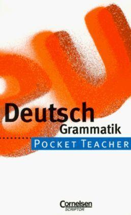 POCKET TEACHER DEUTSCH GRAMMATIK