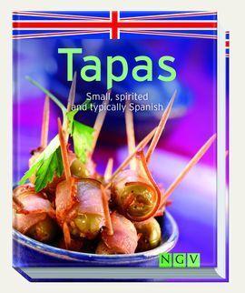 TAPAS (MINILIBROS DE COCINA EN INGLES)