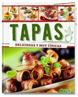 TAPAS DELICIOSAS Y MUY TIPICAS