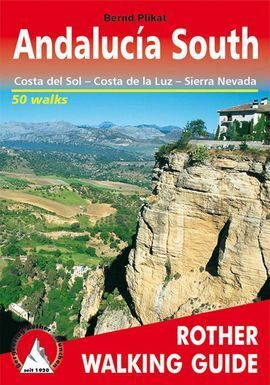 ANDALUCÍA SOUTH WALKING GUIDE