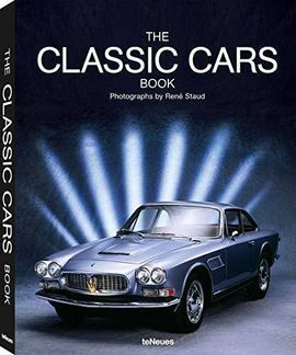 THE CLASSIC CARS BOOK, SMALL FORMAT ED,