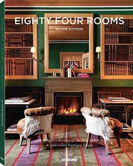EIGHTY FOUR ROOMS ALPINE ING