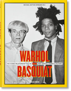 WARHOL ON BASQUIAT. ANDY WARHOL?S WORDS AND PICTURES