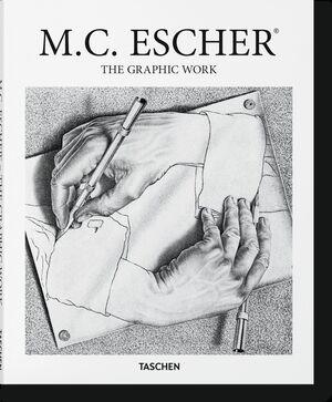 M.C.ESCHER. THE GRAPHIC WORK