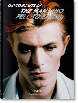 DAVID BOWIE. THE MAN WHO FELL TO EARTH. INGLES, ALEMAN, FRANCES