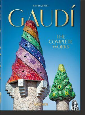 GAUDI. LA OBRA COMPLETA. 40TH ANNIVERSARY EDITION