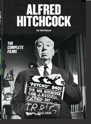 ALFRED HITCHCOCK FILMOGRAFIA COMPLETA