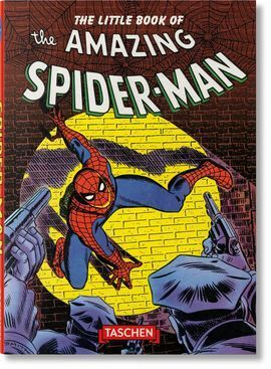 LITTLE BOOK OF THE AMAZING SPIDER MAN (ES/IT/POR)