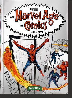 LA ERA MARVEL DE LOS CÓMICS 1961–1978 – 40TH ANNIVERSARY EDITION