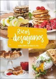 RICOS DESAYUNOS