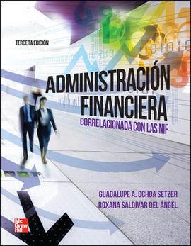 ADMINISTRACIÓN FINANCIERA CORRELACIONADA