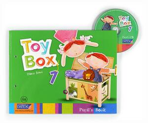 3 AÑOS TOY BOX 1 PUPIL'S BOOK 11
