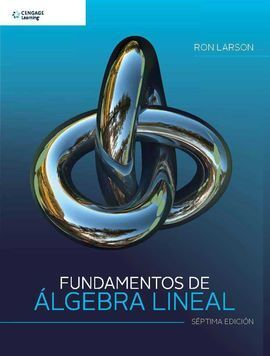FUNDAMENTOS DE ALGEBRA LINEAL
