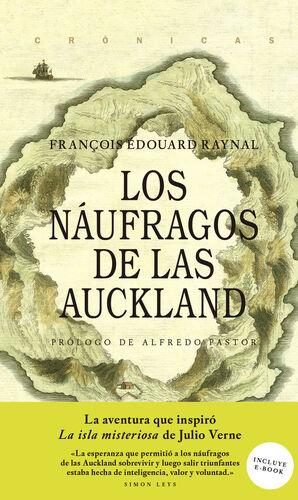 LOS NÁUFRAGOS DE LAS AUKLAND