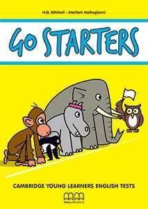 GO STARTERS STUDENT'S BOOK +CD 2018