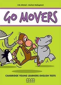 GO MOVERS STUDENTS BOOK CD N/E