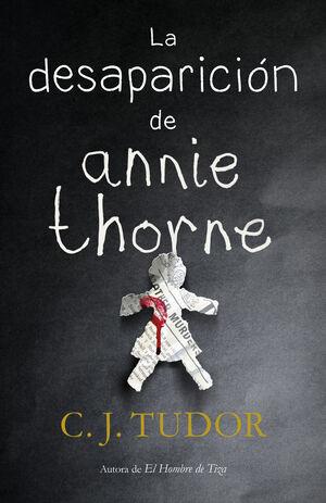 LA DESAPARICIÓN DE ANNIE THORNE