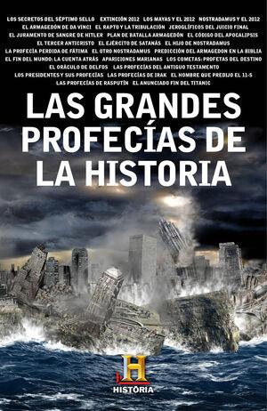 GRANDES PROFECÍAS DE LA HISTORIA, LAS