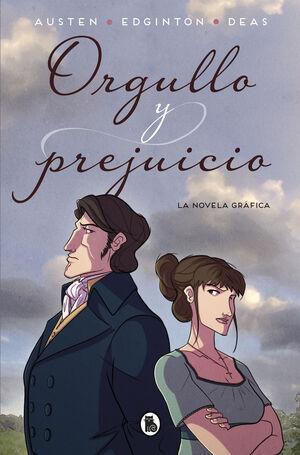 ORGULLO Y PREJUICIO (NOVELA GRAFICA)