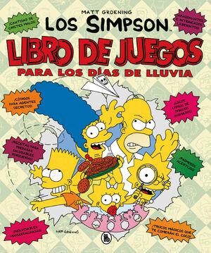 LIBRO DE JUEGOS PARA LOS DIAS DE LLUVIA
