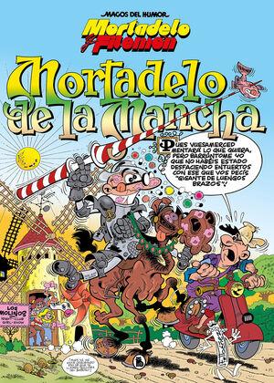 MORTADELO DE LA MANCHA