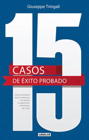 15 CASOS DE ÉXITO PROBADO