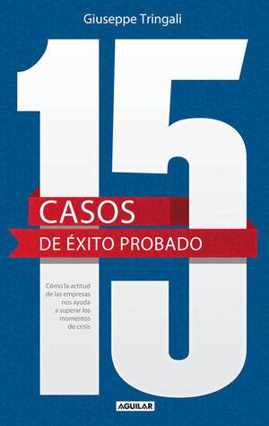 15 CASOS DE EXITO PROBADO (EPUB3)