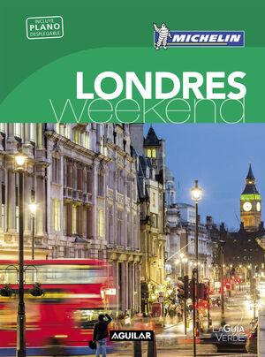 LONDRES (LA GUÍA VERDE WEEKEND 2016)