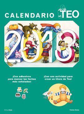 CALENDARIO TEO 2013