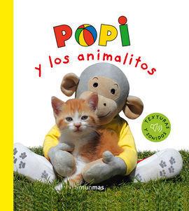POPI Y LOS ANIMALITOS. TEXTURAS