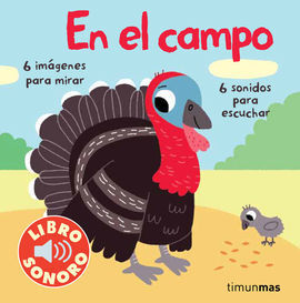 EL CAMPO. MI PRIMER LIBRO DE SONIDOS