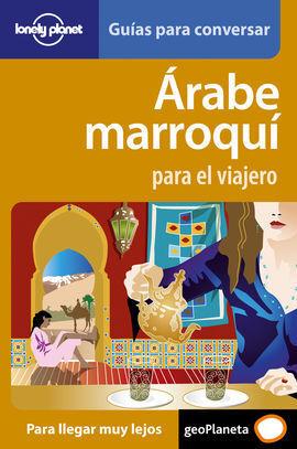 ÁRABE MARROQUÍ PARA EL VIAJERO 1
