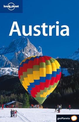 GUÍA LONELY PLANET  AUSTRIA