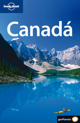 GUÍA LONELY PLANET  CANADÁ