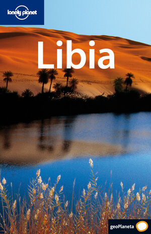 GUÍA LONELY PLANET  LIBIA